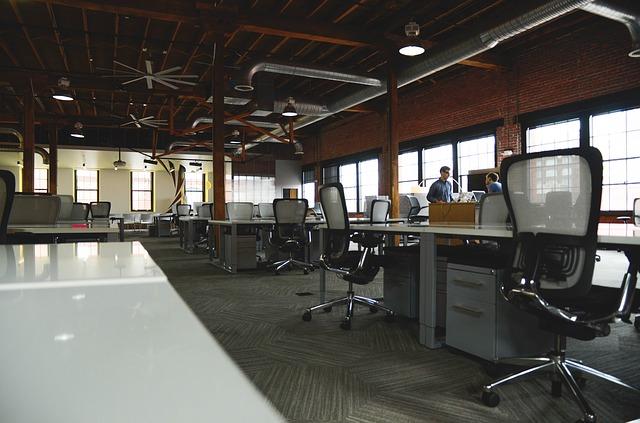 Büro, Stuhl